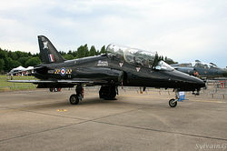 British Aerospace Hawk T.1A Royal Air Force XX222