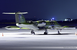 Gates Learjet 35A Finland Air Force LJ-3