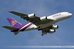 Airbus A380-841 Thai Airways International HS-TUA