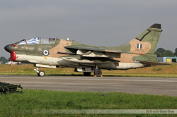 LTV TA-7C Corsair II Greece Air Force 156753 / C-020