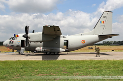Alenia C-27J Spartan Romania Air Force 2703