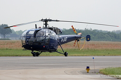 Sud-Aviation SA-316B Alouette III Netherlands Air Force A-247