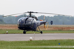 Sud-Aviation SA-316B Alouette III Netherlands Air Force A-292