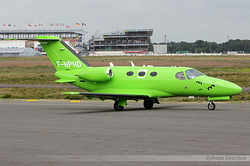 Cessna 510 Citation Mustang F-HPHD