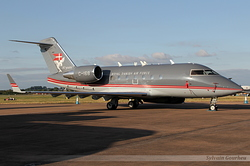 Canadair CL-600-2B16 Challenger 604 Denmark Air Force C-168