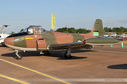 BAC Jet Provost Mk52 Swords Aviation 104 / G-PROV