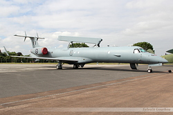 Embraer EMB-145H AEW&C Greece Air Force 729