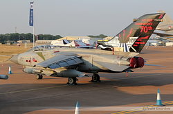 Panavia Tornado GR4A Royal Air Force ZA412