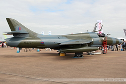Hawker Hunter T7 G-BVGH / XL573