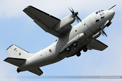Alenia C-27J Spartan Italy Air Force CSX62219 / RS-50
