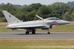 Eurofighter EF-2000 Typhoon Italy Air Force MM7306 / RS-21