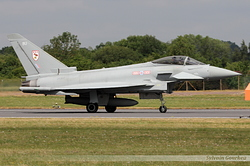 Eurofighter EF-2000 Typhoon FGR4 Royal Air Force ZK307