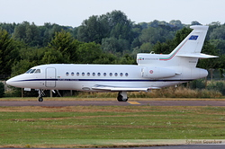 Dassault Falcon 900EX Italy Air Force MM62245
