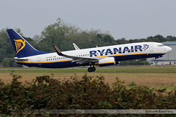 Boeing 737-8AS Ryanair EI-EKX