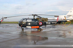 Sud-Aviation SA-319B Alouette III Marine Nationale 358