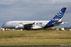 Airbus A380-861 Airbus Industrie F-WWDD