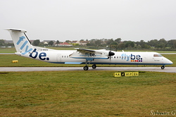 De Havilland Canada DHC-8-402Q Dash 8 Flybe G-KKEV