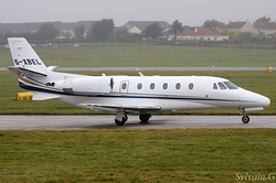 Cessna Citation 560XLS Aviation Beauport G-XBEL