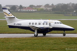 British Aerospace Jetstream 32 Blue Islands G-JIBO