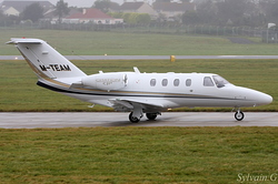 Cessna 525 Citation CJ1+ M-TEAM