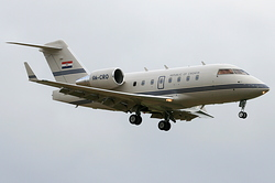 Canadair CL-600-2B16 Challenger 604 Croatia Government 9A-CRO