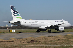 Airbus A320-214 Windavia YL-LCL