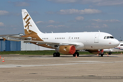 Airbus A318-112 CJ Elite VP-CKH
