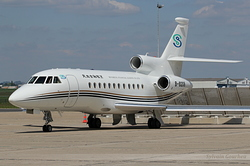 Dassault Falcon 900LX Minsheng Financial Leasing B-8208