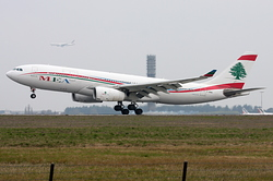 Airbus A330-243 Middle East Airlines (MEA) F-ORMA