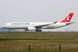 Airbus A330-343X Turkish Airlines TC-JNO