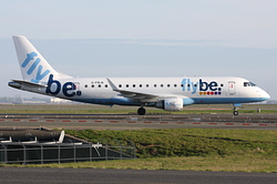 Embraer ERJ-175STD Flybe G-FBJA