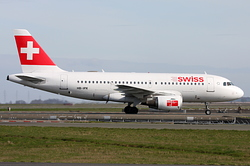 Airbus A319-111 Swiss International Air Lines HB-IPX