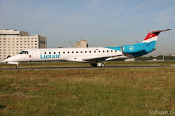 Embraer ERJ-145LU Luxair - Luxembourg Airlines LX-LGJ