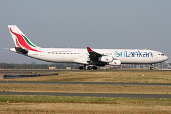 Airbus A340-313X SriLankan Airlines 4R-ADF