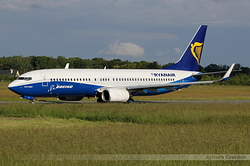 Boeing 737-8AS(WL) Ryanair EI-DCL