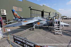 Dassault Alpha Jet + Belgium Air Force AT29