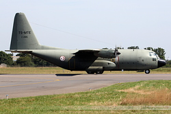Lockheed C-130B Hercules Tunisia Air Force TS-MTE
