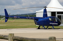 Robinson R-44 Raven II Elite Helicopters G-SPYS