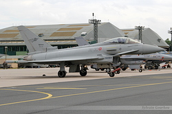 Eurofighter EF-2000 Typhoon S Italy Air Force MM7280 / 36-30