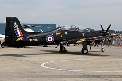 Short S-312 Tucano T1 Royal Air Force ZF291
