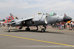 British Aerospace Sea Harrier FA2 Royal Navy ZH800 / 123