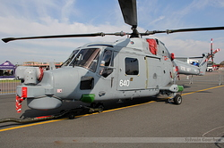 Westland WG-13 Lynx HAS3S Royal Navy ZD252 / 640