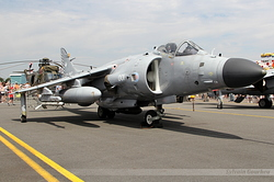 British Aerospace Sea Harrier FA2 Royal Navy ZH801 / 001