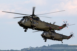Westland WS-61 Sea King HC4 Royal Navy ZA299 / D
