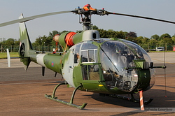 Aerospatiale SA-341B Gazelle AH1 Royal Army XZ334