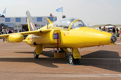 Hawker Siddeley Gnat T1 Royal Air Force XR992