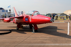 Hawker Siddeley Gnat T1 Royal Air Force G-TIMM / XS111