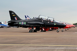 British Aerospace Hawk T1A Royal Air Force XX218