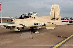 Hawker Beechcraft AT-6B Texan II N630LA
