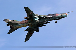 Sukhoi Su-22M4 Poland Air Force 3612